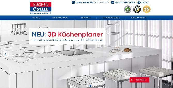 kuechen-quelle.de Erfahrungen & Bewertungen | Seriöse-shops.com